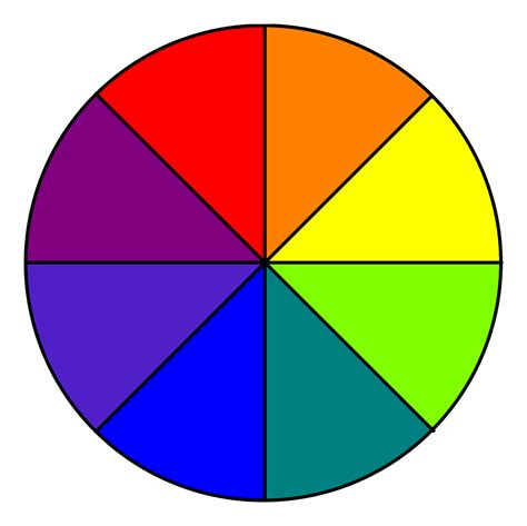 color wheeel fichier eight colour wheel 2d png wikip 233 dia