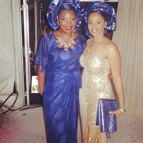 gele ichafu nigerian naija aso ebi traditional wedding nigerian wedding guest atire aso ebi and blue gele