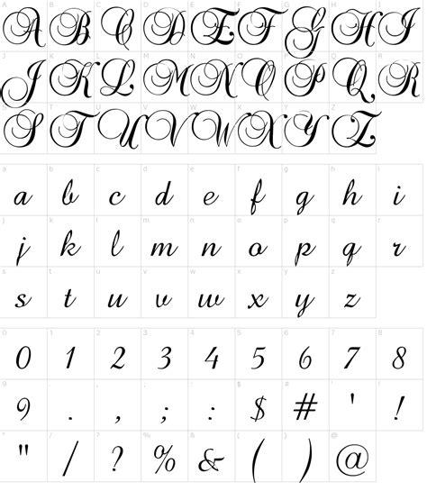Wedding Font Brock Script by Brock Script Font