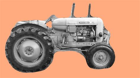 Nuffield Amp Leyland Tractor Manuals To Download