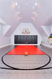 Superb Home Basketball Court Cost #1: Sublime-Indoor-Basketball ...