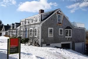 Cape Cod Dormer Addition Fellman Brothers Builders Portfolio Chatham Ma