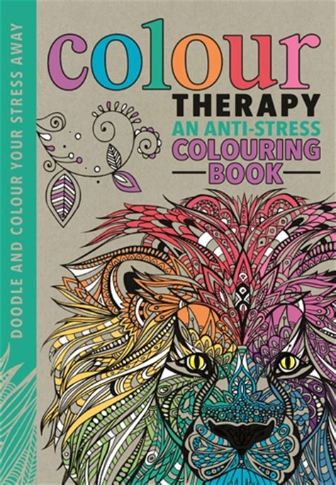 creative therapy an anti stress coloring book pages colour therapy an anti stress colouring book free pattern