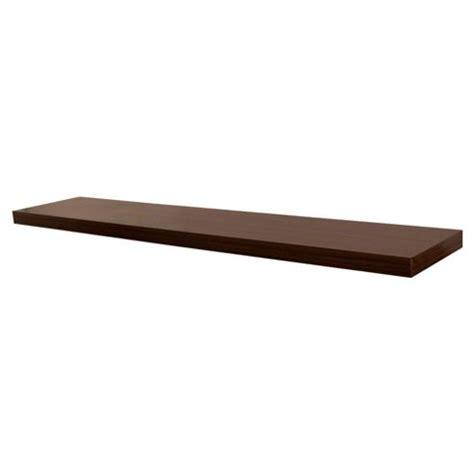 120cm Shelf by Buy Walnut Floating Shelf 120cm From Our Wall Shelving