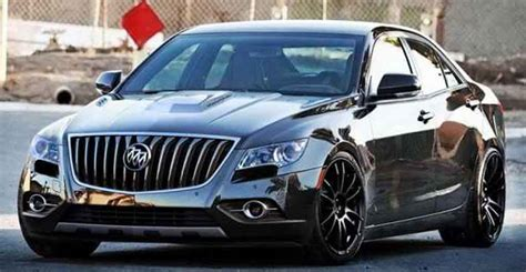 2017 buick grand national gnx redesign specs release