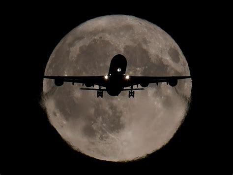 Harvest Moon 5 harvest moon lights up sky abc news