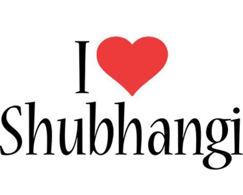 name style design shubhangi logo create custom shubhangi logo i love style