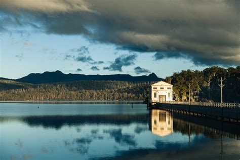 House Plan Com by Lake St Clair Accommodation Tasmanian Wilderness Retreat