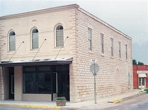 Lumpkin County Court Records Bosque County Historical Commission Historic Lumpkin Building