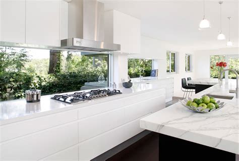 Kitchens With Island Benches - oatley kitchen design art of kitchens