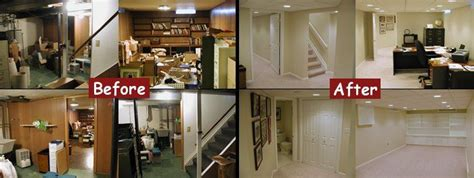 17 best images about i wanna redo my basement on before and after pictures