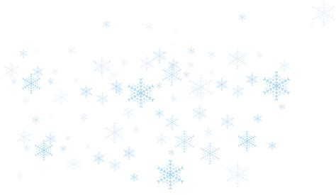 winter pattern png snowflake border clipart transparent background clipartxtras