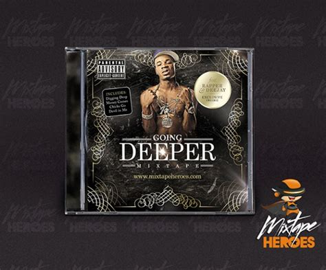 cd cover template psd hip hop rap cd cover template scaricare psd gratis