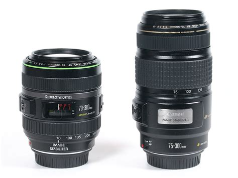 Kamera Canon Lexus canon ef 70 300 mm do is usm digital photography review