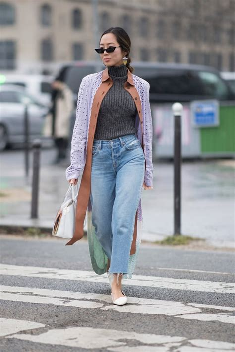 street style trends   popsugar fashion