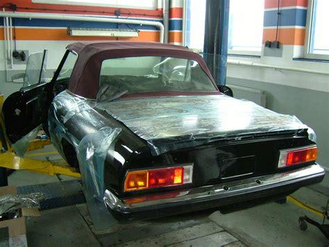 alfa romeo restoration 78 alfa romeo spider 1600 junior classic car