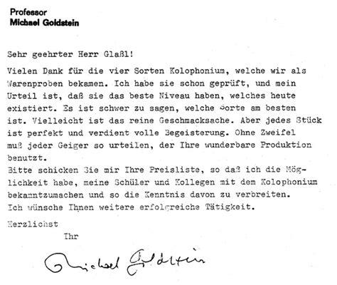 Trauerbrief Schreiben Muster Walter Geipel Historie