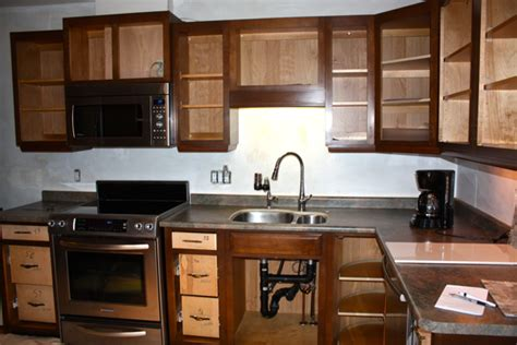 kitchen cabinets without doors kitchen cabinets without doors quicua com