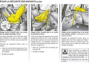 Renault Scenic Isofix Isofix Scenic Renault Forum Marques