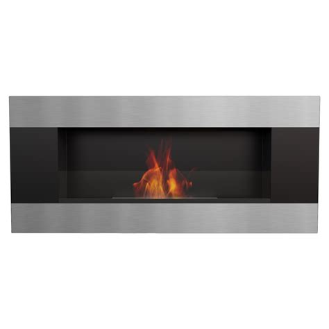 Horizontal Fireplaces by Bio Fireplace Delta 2 Horizontal Ireland Biofire