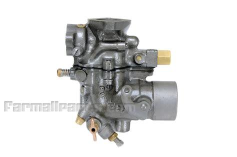 carburetor farmall   fuel system parts farmall