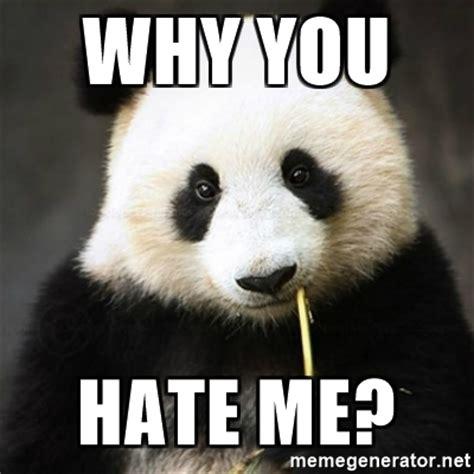 Sad Panda Meme Generator - sad panda bear meme generator