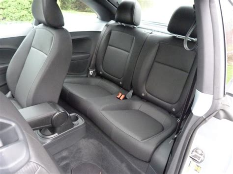Back Seat by Beetle Rear Seat The About Cars