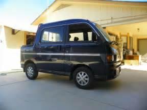 Daihatsu Cer Vans For Sale 1974 Daihatsu Deck Hijet Japanese Mini