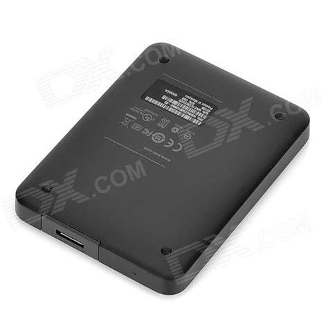 Wd Elements Disk Portable 1tb wd elements portable 2 5 quot usb 3 0 disk drive hdd black 1tb free shipping dealextreme