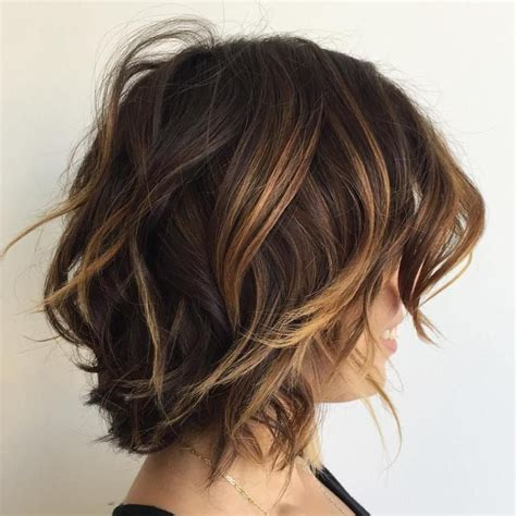 black bob with brown highlights 60 chocolate brown hair color ideas for brunettes