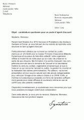 Demande De Lettre D Accueil Université Mod 232 Les De Lettre De Motivation Pour La Fonction Publique