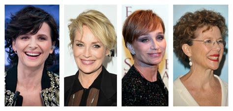 come portare i capelli a 50 anni tagli capelli corti 50 anni donna moderna