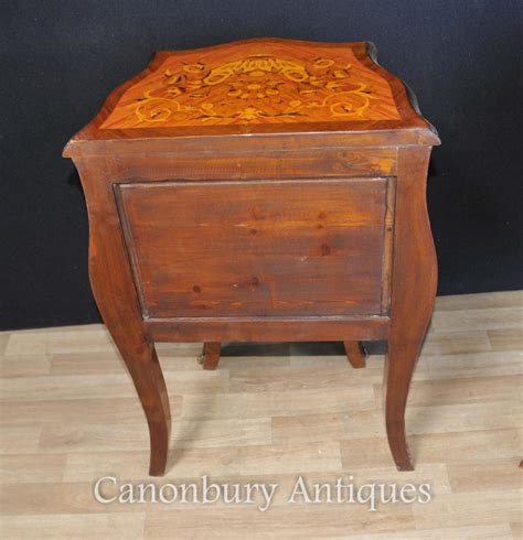bombe chest of drawers plans pair french empire bombe chests drawers bedside tables