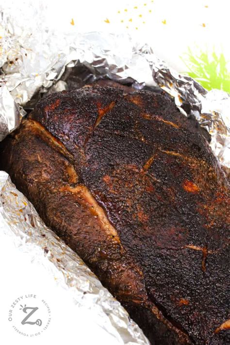 smoked pork loin tender juicy  zesty life
