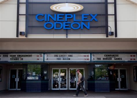 cineplex odeon showtimes cineplex takes a hit on underperforming summer movies in