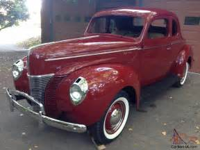 1940 Ford For Sale 1940 Ford Coupe For Sale Project Yakaz Cars Autos Weblog