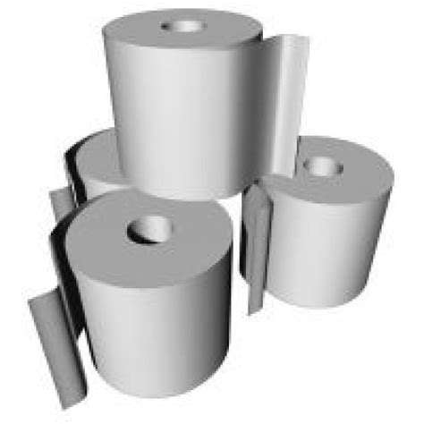 Thermal Paper Roll 80x80 thermal paper x 24 rolls 80x80