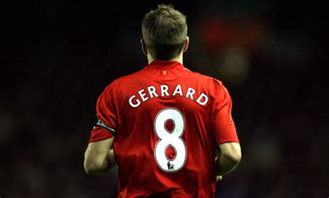 Gerrard Fantastic Captain lfc stats liverpool fc captain fantastic steven gerrard