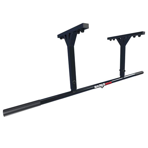 ceiling mounted pull up bars ceiling mounted pull up bar with 2 grips magnus power mp1020 insportline