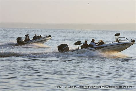 bass fishing tournament boats fishing tournament discover clarksville tn