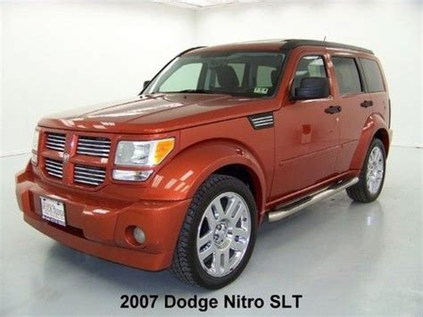books about how cars work 2007 dodge nitro head up display find used 2007 dodge slt in alvin texas united states for us 15 940 00