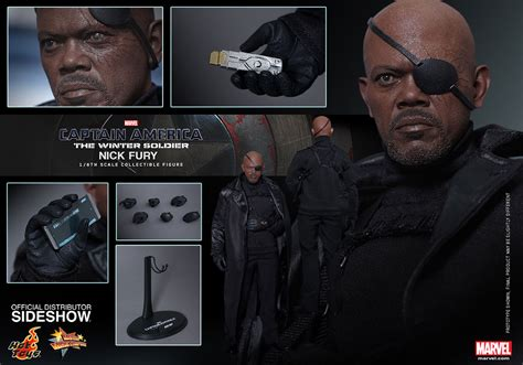 Toys Nick Fury The Winter Soldier Misb toys quot captain america the winter soldier quot nick fury