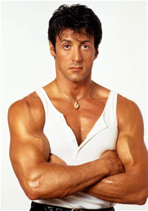 Steroids Sylvester Stallone And Jintropin by Just Not Said Quot The 100 Fittest Of All Time Quot
