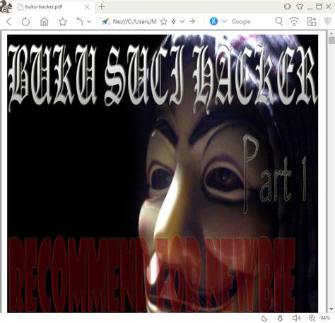 Buku Sakti Hacker buku sakti hacker update 2016 detective id