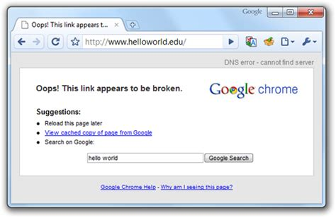 google images not opening web pages not opening in google chrome due to dns errors fix