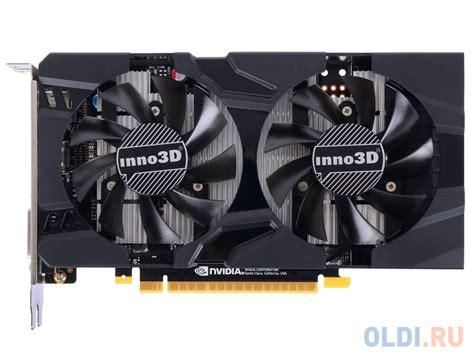 Vga Inno3d Gtx 1050 Ti X2 4gb Ddr5 видеокарта inno3d geforce gtx 1050 ti x2 n105t 1ddv m5cm 4gb 1290mhz nvidia gtx1050 ti