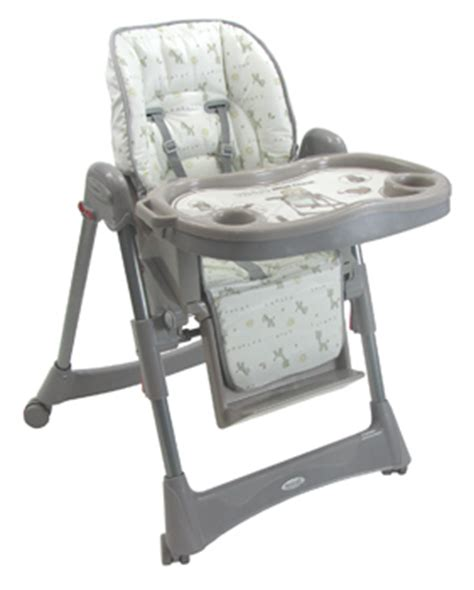 retro steelcraft high chair steelcraft giraffe hi lo reviews productreview au