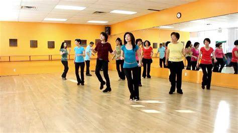 swing line dance cowgirl swing line dance dance teach in english 中文