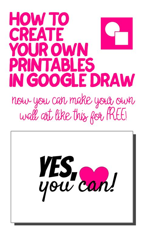 how to make ur own doodle how to make your own printables in drawings