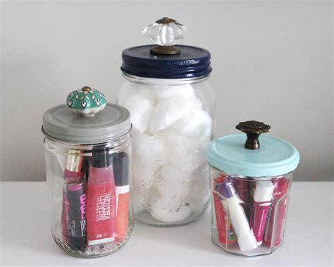 project less waste diy decorative jars